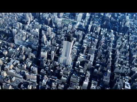 CGI Timelapse - History of New York City Skyscapers
