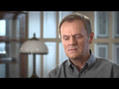 Donald Tusk: President-elect of the European Council - A biography in his own words