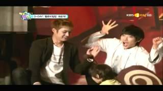 MBLAQ Hello Baby Ep 12 Cut - Bibimbap Musical