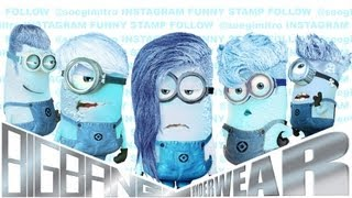 Despicable Me 2 - Underwear  BIGBANG Minions