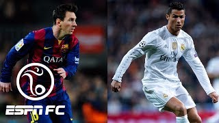 Messi Or Ronaldo: Who Would You Build Your Squad Around? | ESPN FC