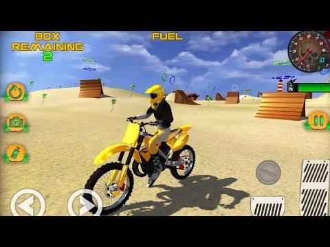 free new motorcycle games  MOTOCROSS BEACH BIKE STUNT RACING #Dirt Motorbike Games #Free Game ...