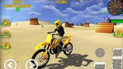 MOTOCROSS BEACH BIKE STUNT RACING #Dirt Motorbike Games #Free Game App Download #Download Games