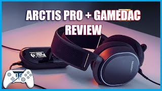 Arctis Pro + GameDac Review (Video Game Video Review)