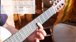 Обучение игре на гитаре Урок 5 Соло в Пачке сигарет