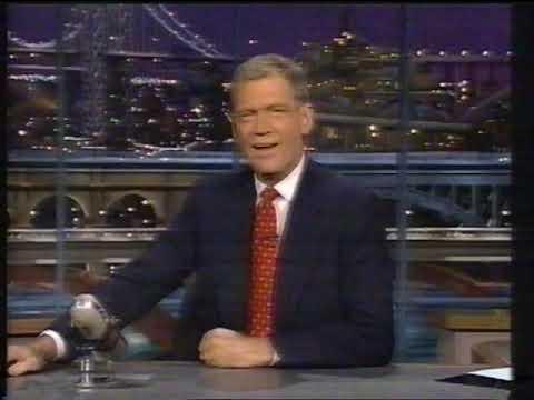 Late Show 12/12/97 (Alex D. Linz, Jerry O'Connell, Bryan Adams)