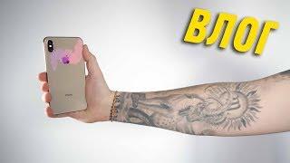 Татуировки Техноблогера