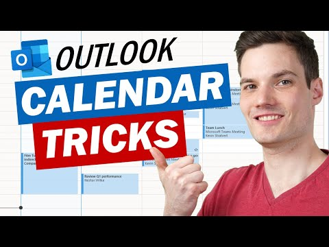 📆 Top 14 Microsoft Outlook Calendar Tips & Tricks