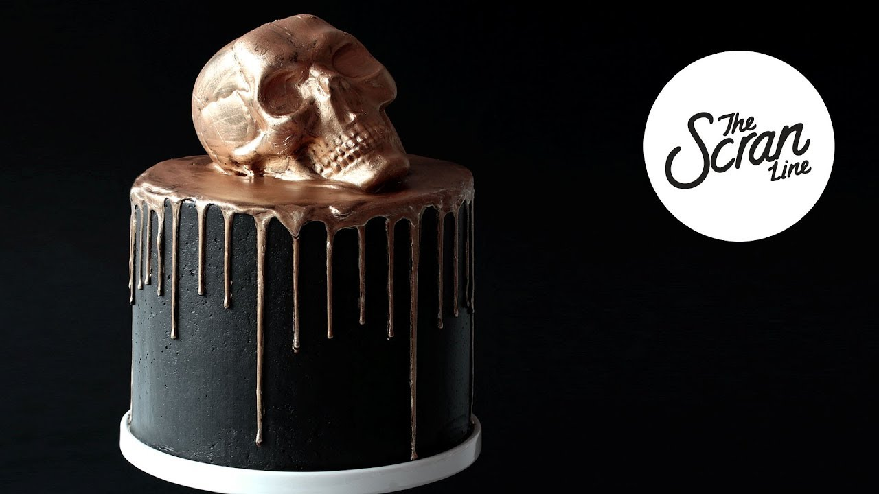 Scran Line Vanilla Cake