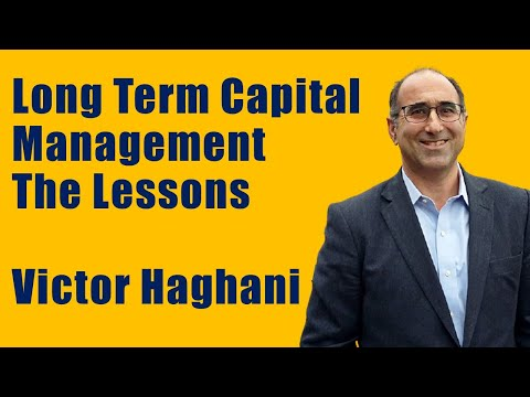Victor Haghani on GameStop, Investing and Hedge Funds. Long Term Capital Management to Elm Partners