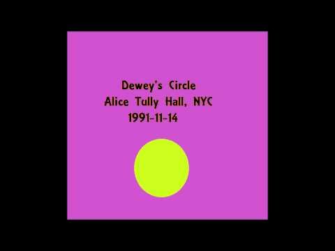 Dewey's Circle 1991-11-14 set 2