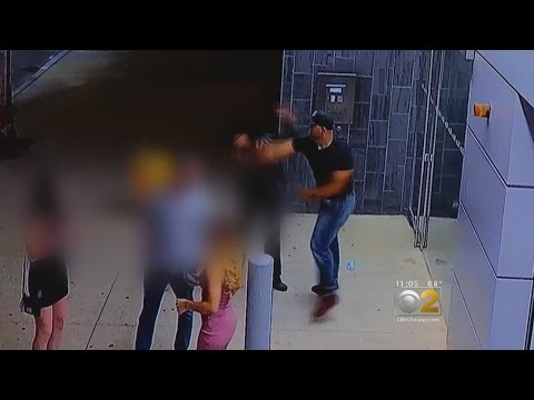 Man Sucker Punches Security Guard Outside River North Condos