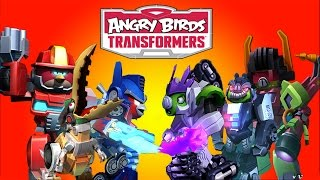 Angry Birds Transformer - Bonus Squad Members Get Their Promotion Multiplied #93