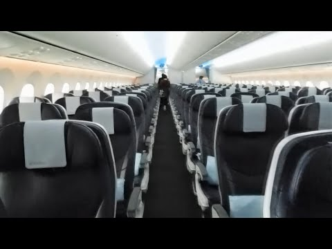 TUI Airlines UK Boeing 787-9 Dreamliner Punta Cana To London Gatwick *FULL FLIGHT* TOM051