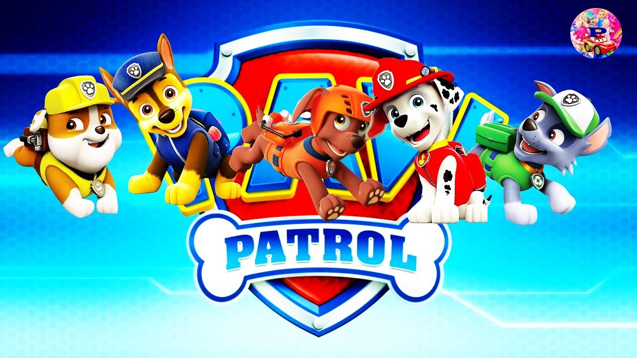 learn colors baby with paw patrol  youtube