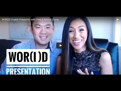 WOR(I)D HELO LX - Business Overview by Chad & Nattida