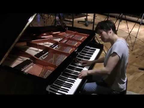 J.S. Bach, F Minor Prelude, BWV 857, Kimiko Ishizaka, Teldex Studio