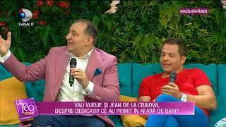 Teo Show (22.06.2018) - Ce au primit pentru dedicatii Jean de la Craiova si Vijelie?  Partea 5