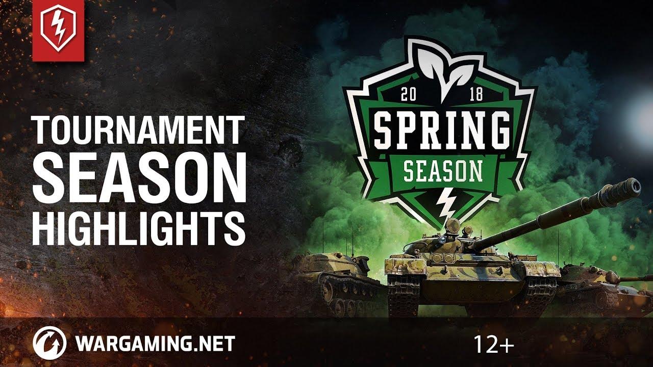 WoT Blitz  Professional Tournament: Best Moments  Finals