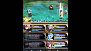 Brave Frontier ios iphone gameplay