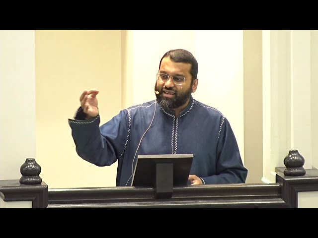 Jumuah Khutbah | And they said: Who Is More Powerful than Us?! | Shaykh Dr. Yasir Qadhi