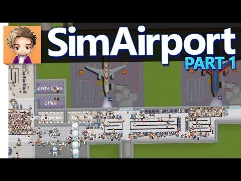 SimAirport   PART 1   CONFLICTNERD INTERNATIONAL AIRPORT