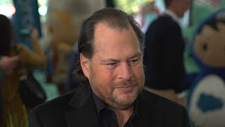 Salesforce's Marc Benioff talks capitalism, higher taxes, and Facebook