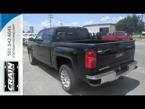 2015 gmc sierra 1500 conway ar little rock ar 5gt6669 sold youtube. Black Bedroom Furniture Sets. Home Design Ideas