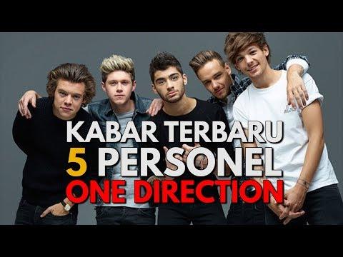 Pernah Jadi Boy Band Fenomenal, Ini Kelanjutan Solo Karier Anggota One Direction