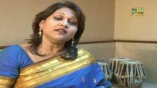 Amar Mukti Aloy Aloy | Rabindra Sangeet | Nandita Yasmin