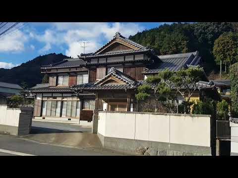 Traditional house in Fukuoka Japan
