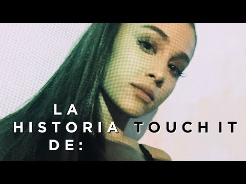 Explaining the song: TOUCH IT - ARIANA GRANDE | Only Osnapitzari