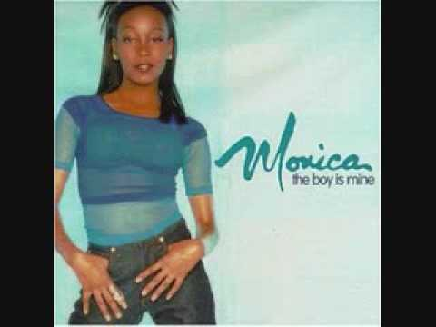 "Monica - ""Angel Of Mine"""