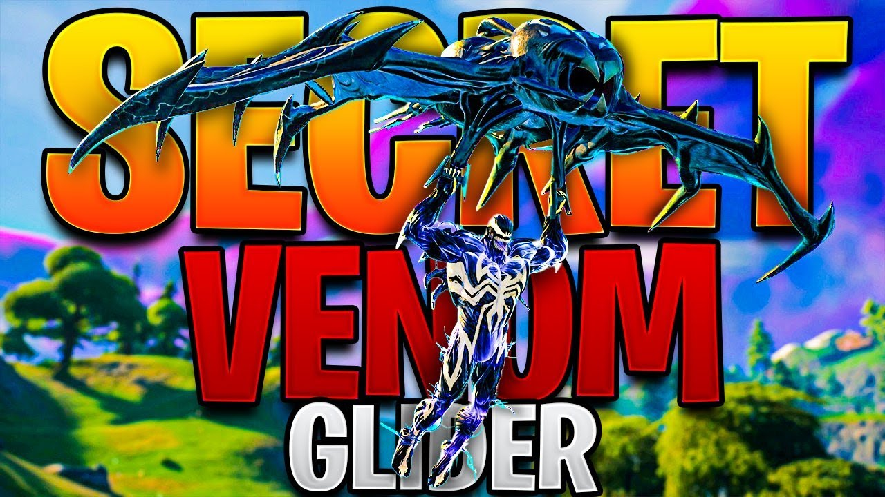 Download How To Get Venom's Secret Glider EARLY!