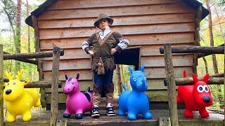 Jason Woods Adventure with Animals