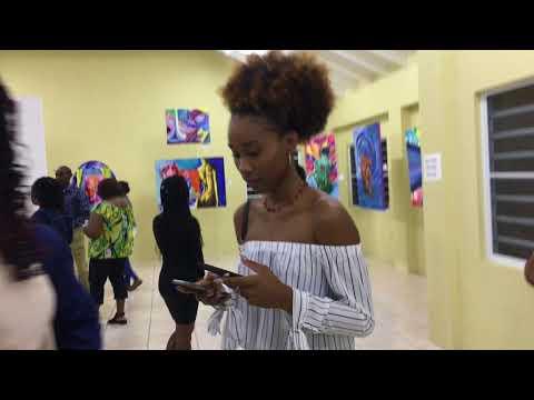 Antigua Art Exposition part 1