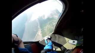"""Д-6 прыжок """"капля"""" 20 секунд. 1600 метров"""