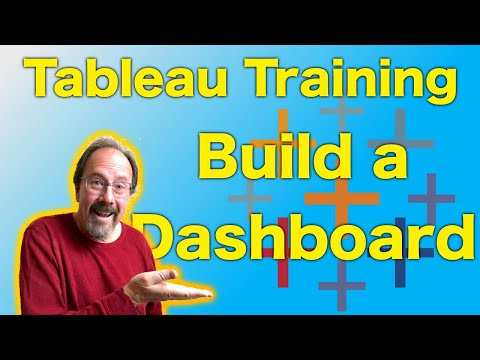 Tableau Training | Introduction to Tableau: How To Create A Dashboard
