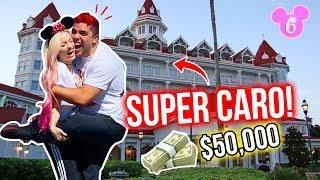 TOUR POR EL HOTEL MÁS CARO DE DISNEY! | 20 Ene 2019