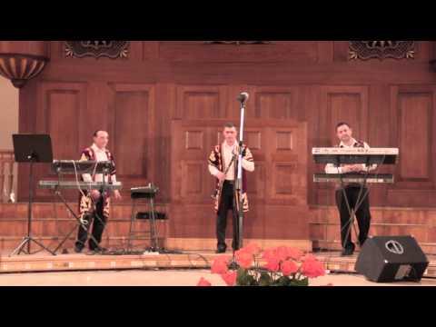 Фрагмент концерта, посвященного юбилею НКА армян РТ (11.04.2015)