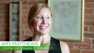 RM REALTY // Testimonial : Amy Matthews, HGTV Star : Stillwater, MN : Best Real Estate Agent
