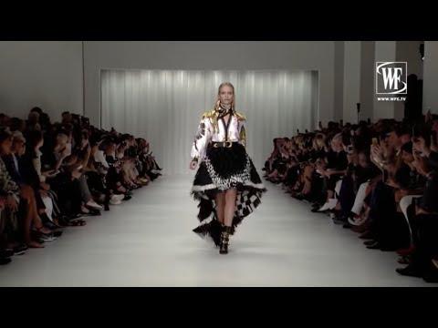 Versace | Модный репортаж Spring-summer 2018
