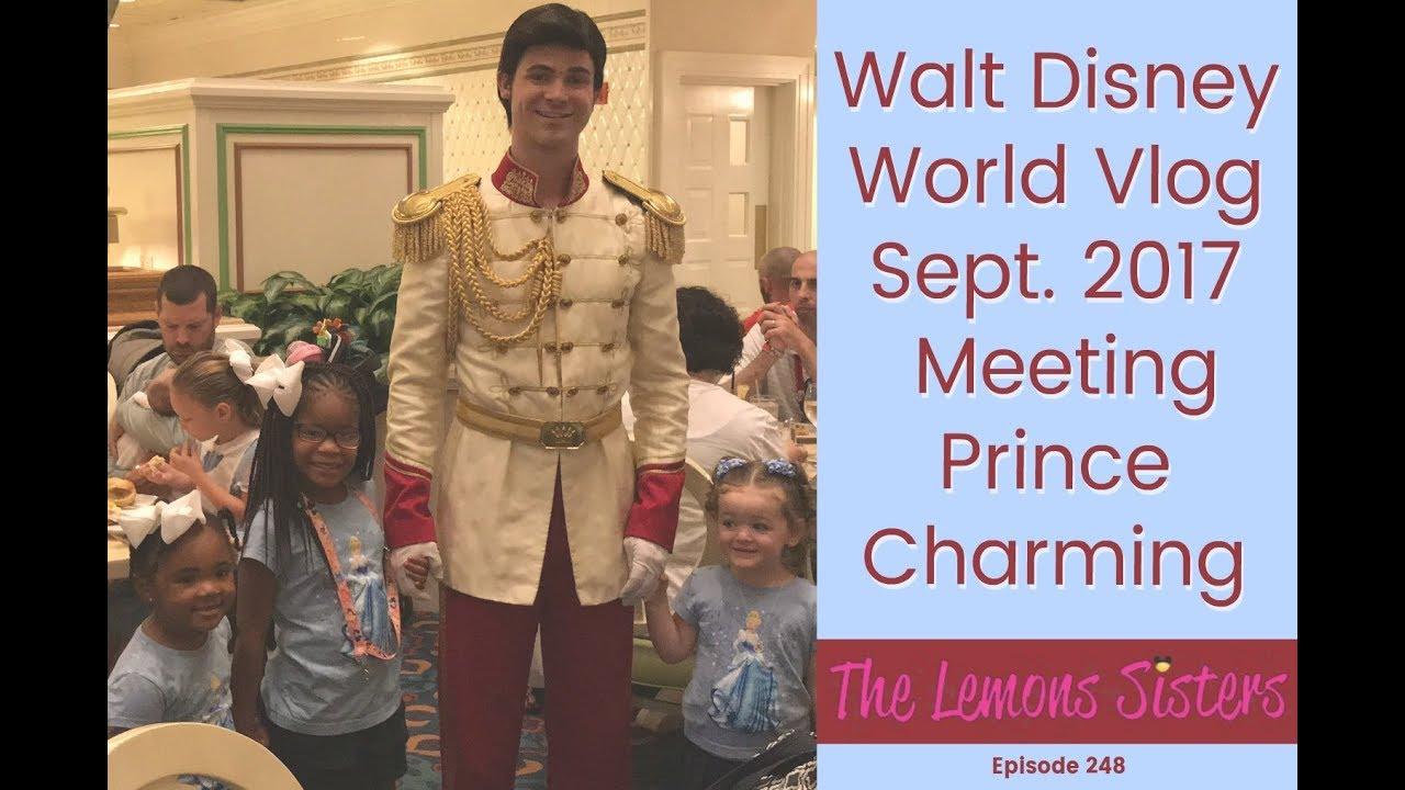 prince charming disney world