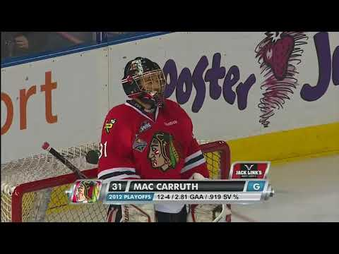Portland Winterhawks Vs Edmonton Oil Kings 5/4/12 Game 2 WHL Finals
