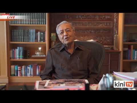 LIVE: Dr Mahathir Perjelas Gambar Pemimpin Melayu Jumpa Di Rumahnya
