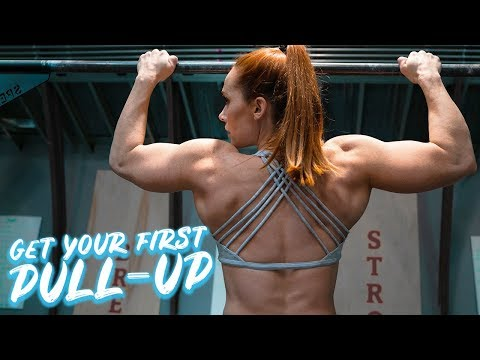 HOW TO GET YOUR FIRST PULL-UP | Most Common Weakpoints, Progression + Accessories
