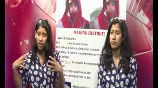 Tashi and Nungshi on Baat Vishesh: Twin sisters climb the Seven Summits and reach North & South Pole