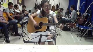 Nhạc sĩ Nguyễn Duy Hùng - 12h Music School - Lớp Guitar nhạc nhẹ - đệm hát cơ bản: 0906.177.176