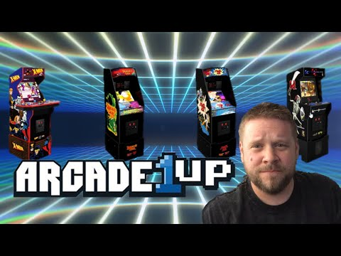 Looking at the New Arcade1Up Cabs - Will They Reach the UK??? from Retro Gamer Daz