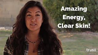 trusii Hydrogen Water Stories:  Malia's energy and endurance is through the roof!